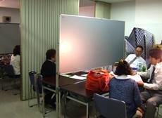 川口歯科医師会で口腔がん検診1