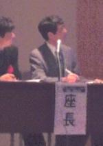 日本先進インプラント医療学会で座長